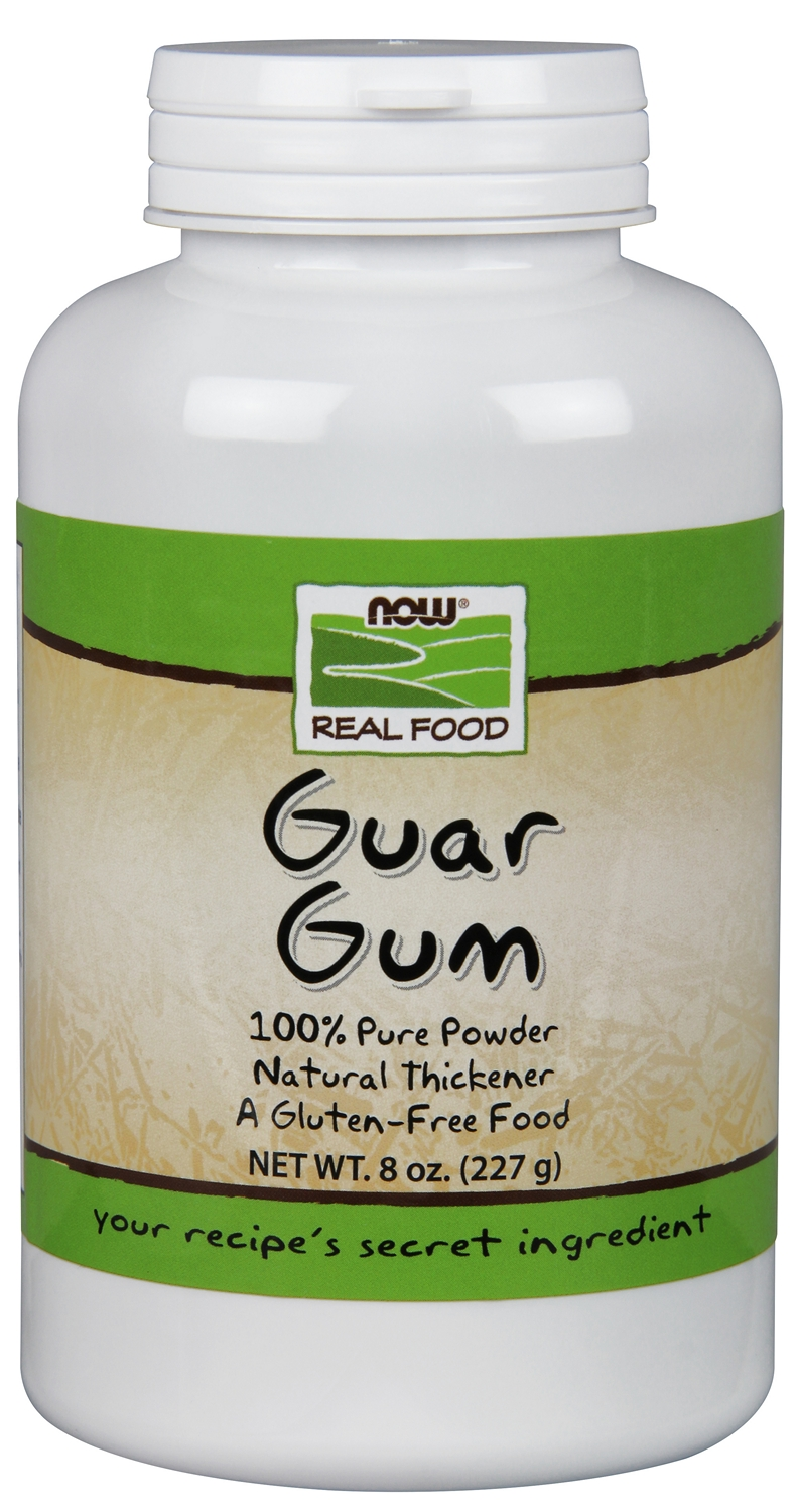 Guar Gum 8 oz (227 g) by NOW