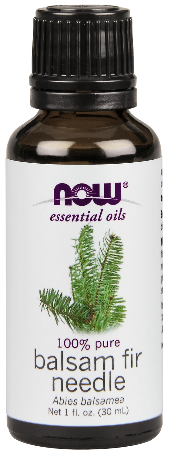 Balsam Fir Needle Oil 1 fl oz (30 ml) by NOW