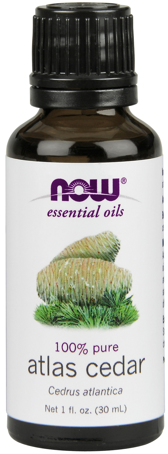 Atlas Cedar Oil 1 fl oz (30 ml) by NOW
