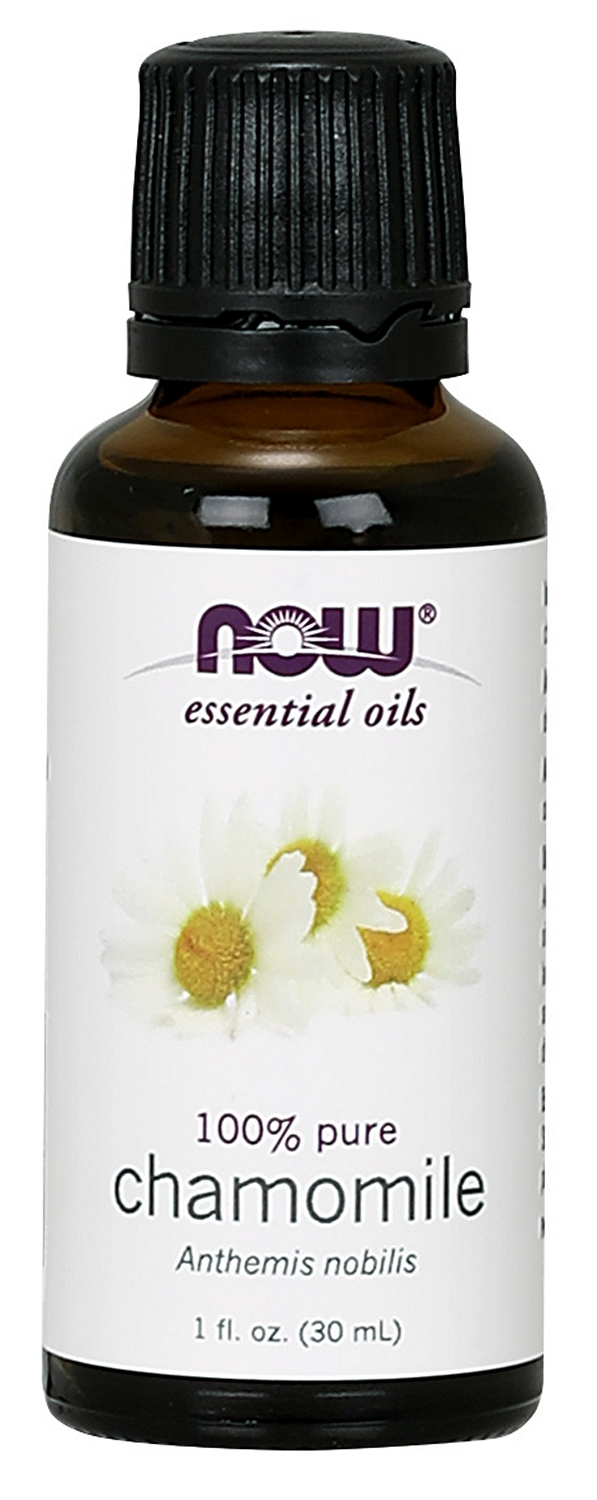 Chamomile Oil 1 fl oz (30 ml) by NOW