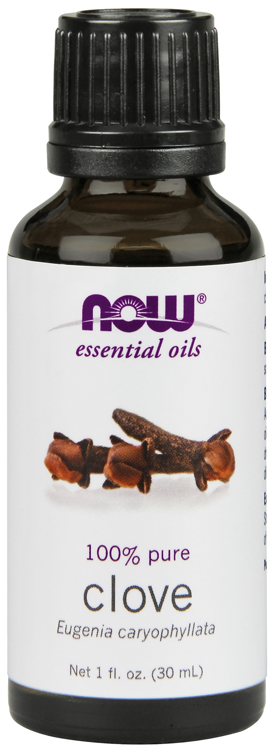 Clove Oil 1 fl oz (30 ml) by NOW