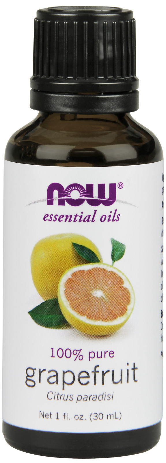 Grapefruit Oil 1 fl oz (30 ml) by NOW