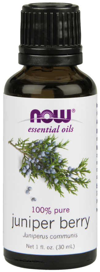 Juniper Berry Oil 1 fl oz (30 ml) by NOW