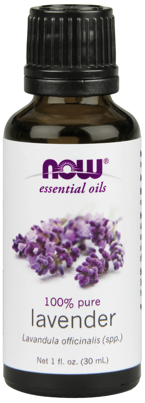 Lavender Oil 16 fl oz (473 ml) by NOW