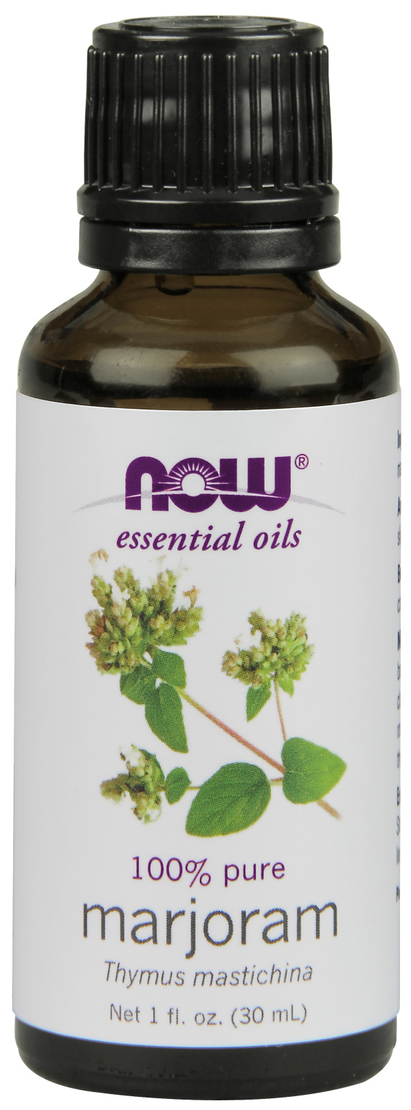 Marjoram Oil 1 fl oz (30 ml) by NOW