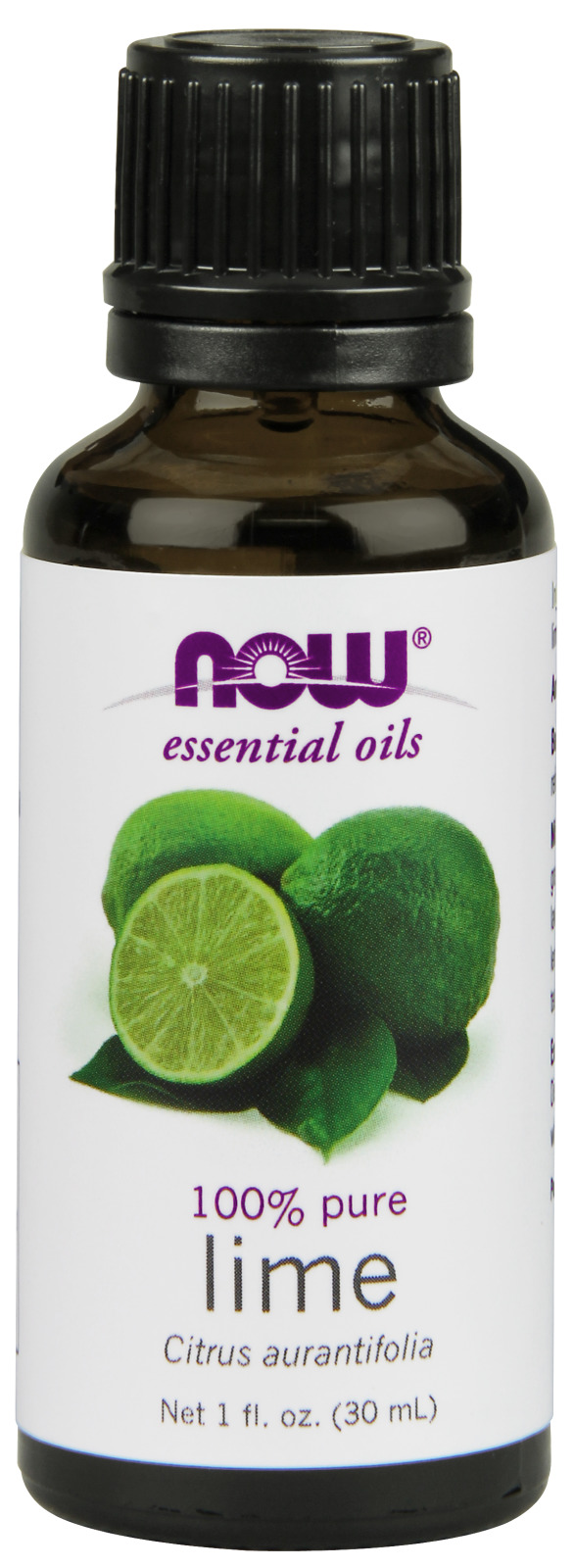 Lime Oil 1 fl oz (30 ml) by NOW