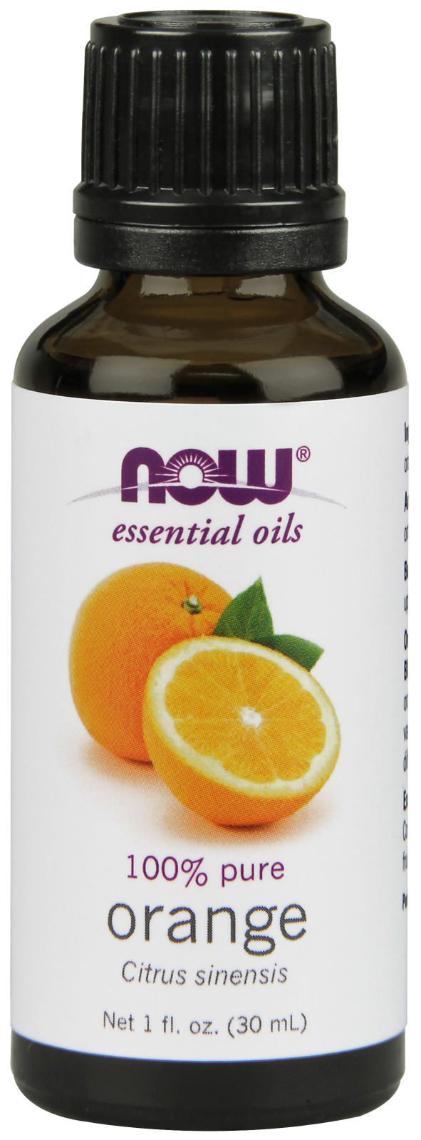 Orange Oil 1 fl oz (30 ml) by NOW