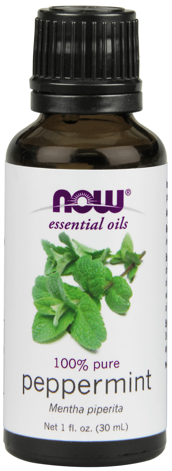 Peppermint Oil 1 fl oz (30 ml) by NOW