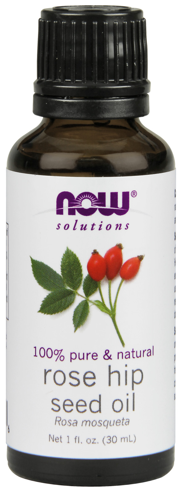 Rose Hip Seed Oil 1 fl oz (30 ml) by NOW