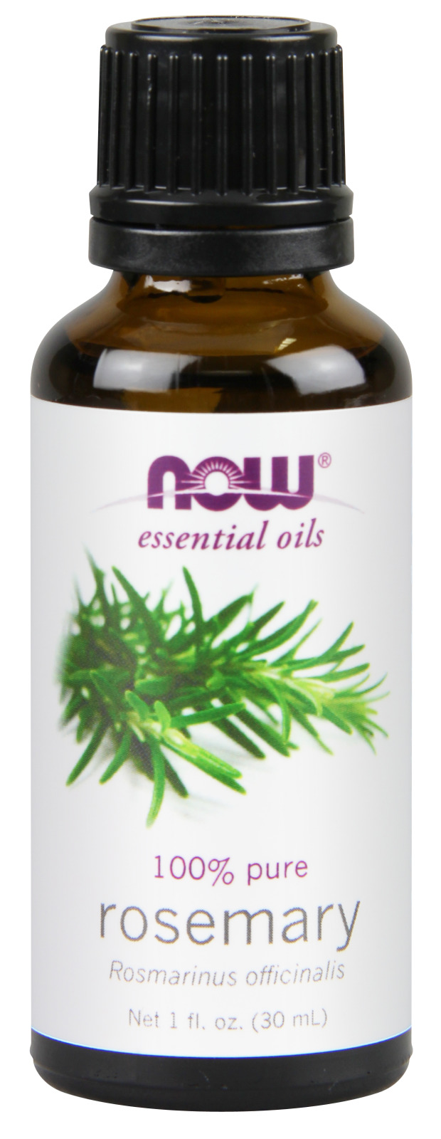 Rosemary Oil 4 fl oz (118 ml) by NOW