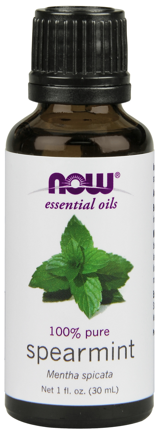 Spearmint Oil 1 fl oz (30 ml) by NOW