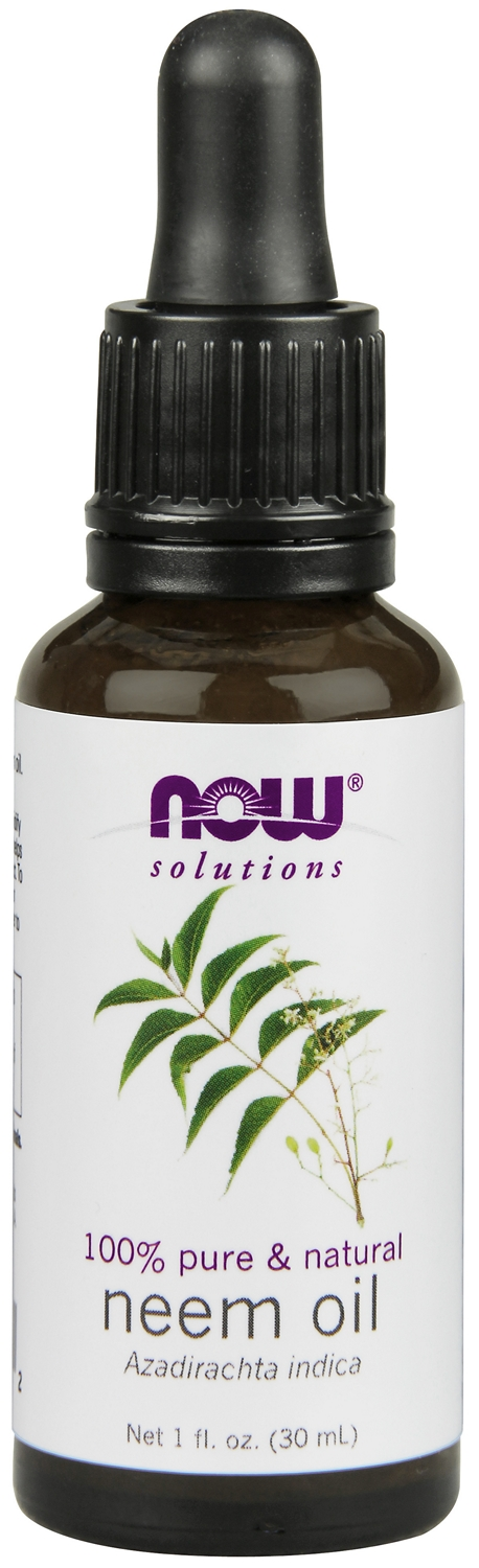 Neem Oil 1 fl oz (30 ml) by NOW