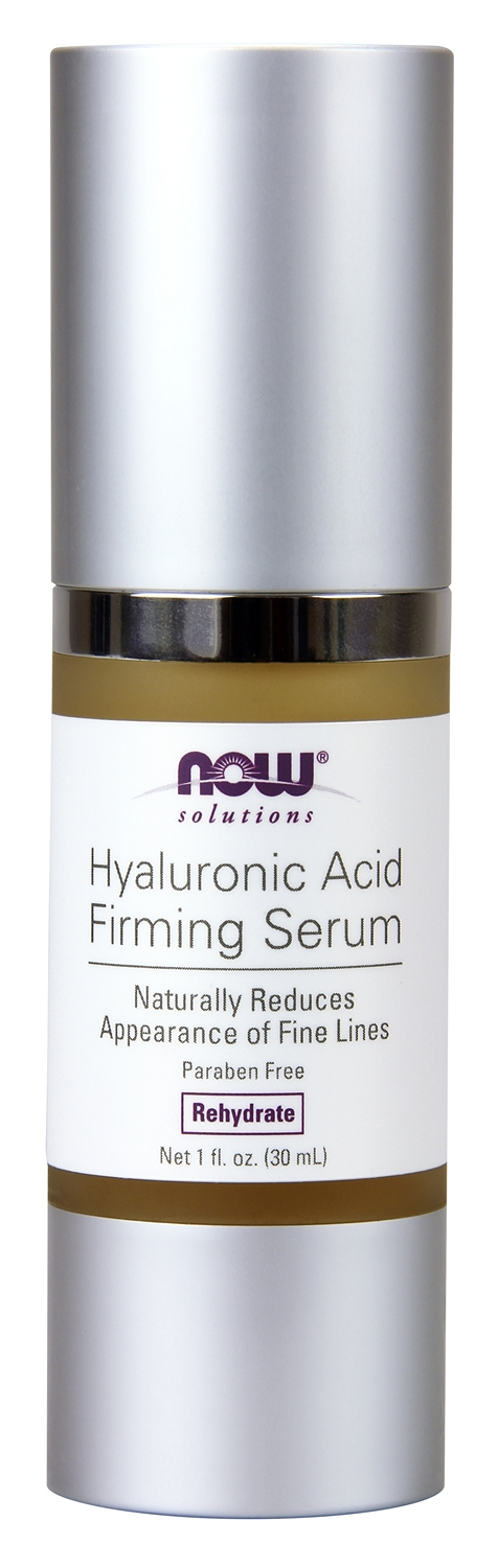 Hyaluronic Acid Firming Serum 1 fl oz (30 ml) by NOW