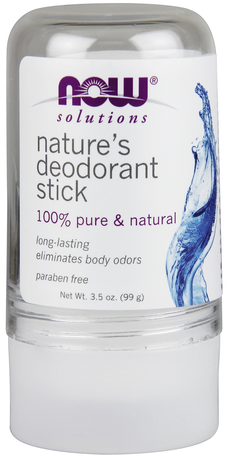 Nature's Deodorant Stick 3.5 oz (99 g) by NOW