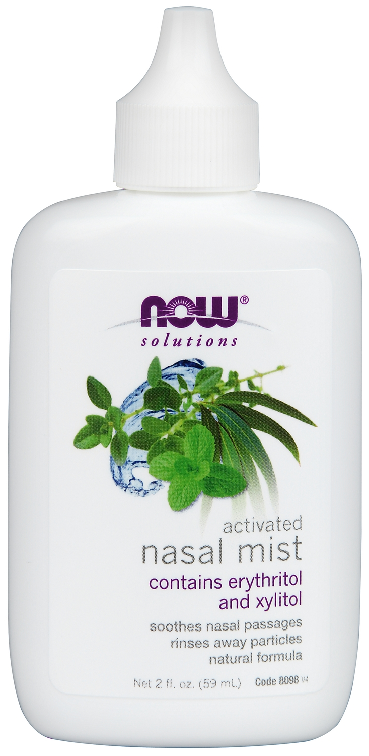 Activated Nasal Mist 2 fl oz (60 ml) by NOW