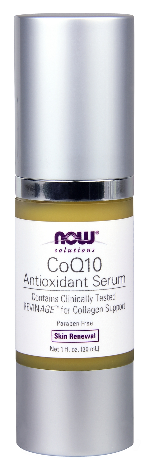 CoQ10 Antioxidant Serum 1 fl oz (30 ml) by NOW