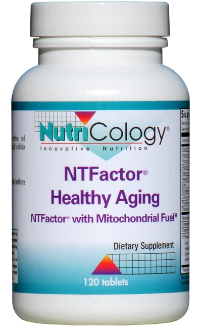 NT Factor Healthy Aging 120 tabs by Nutricology
