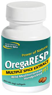 OregaRESP P73 60 sgels by North American Herb & Spice