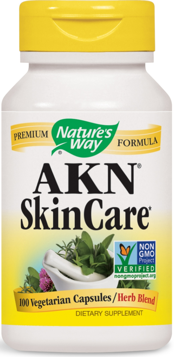 AKN SkinCare 465 mg 100 caps by Nature's Way