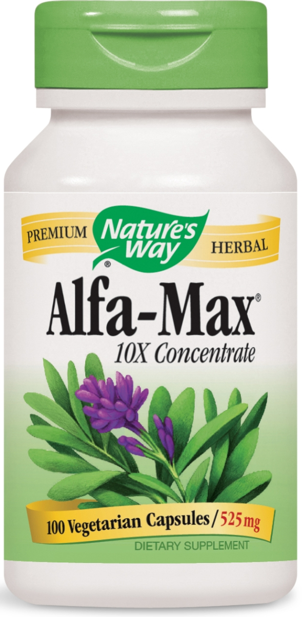 Alfa-Max 10X Concentrate 100 caps by Nature's Way