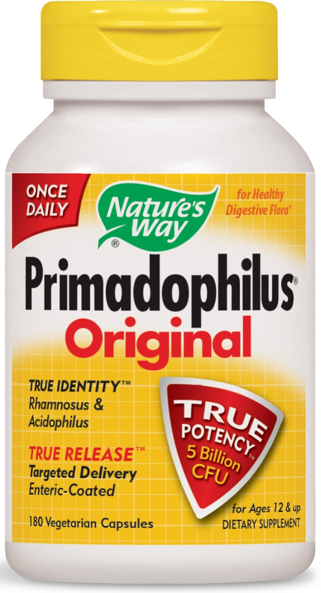 Primadophilus Original 180 Vcaps by Nature's Way