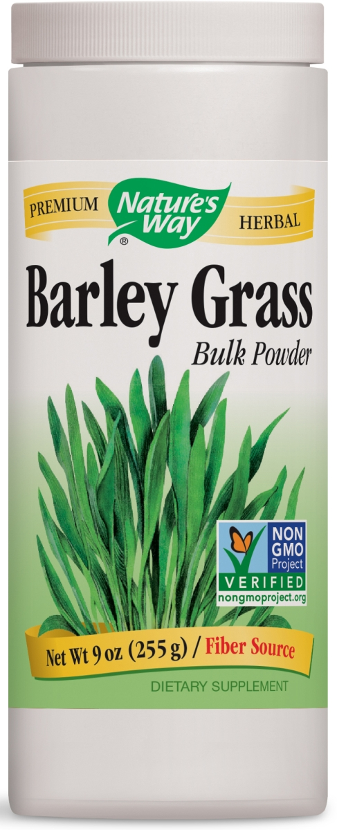 Barley Grass Bulk Powder 9 oz (255 g) by Nature's Way