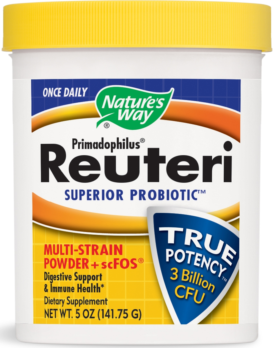 Primadophilus Reuteri 5 oz (141.75 g) by Nature's Way