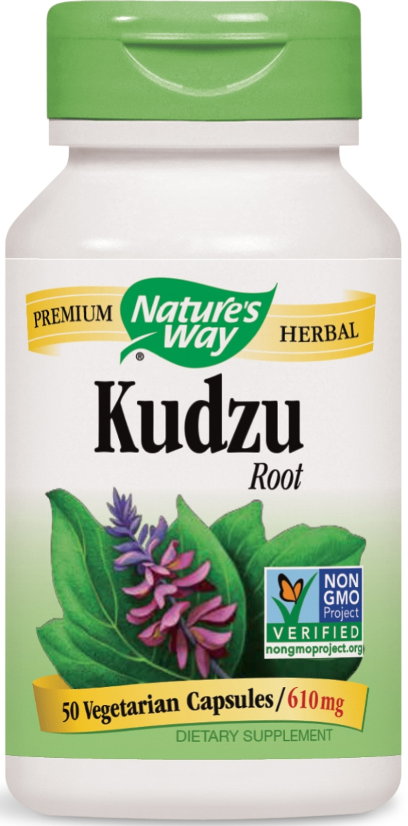 Kudzu Root 613 mg 50 caps by Nature's Way