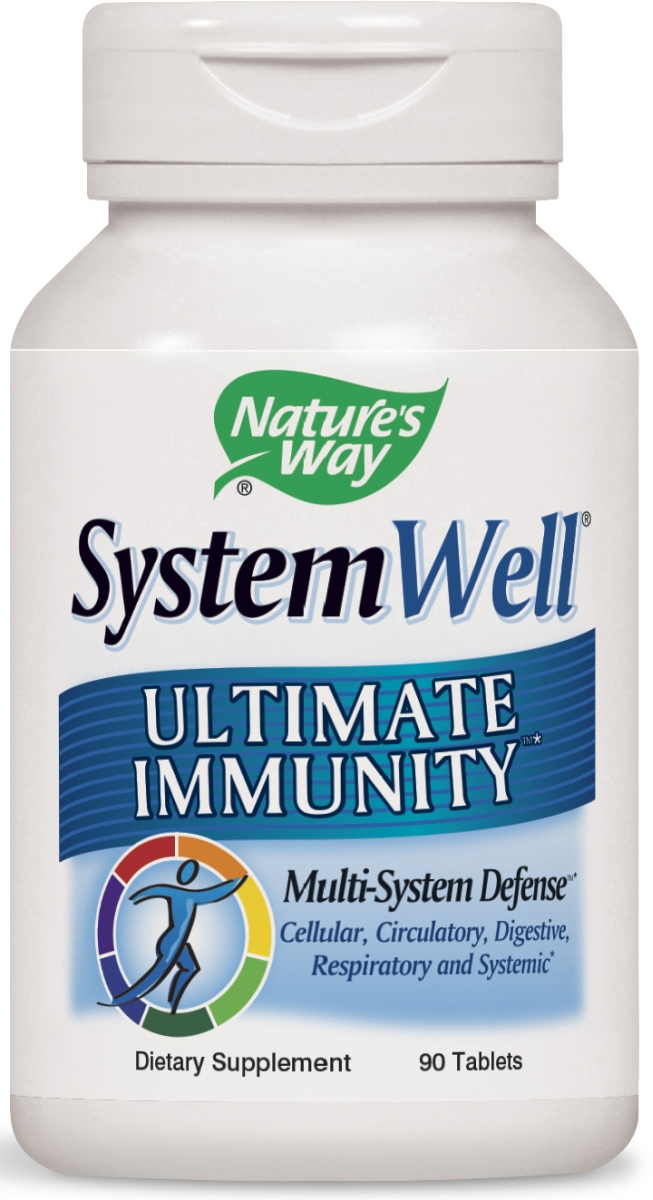 SystemWell Ultimate Immunity 90 tabs by Nature's Way