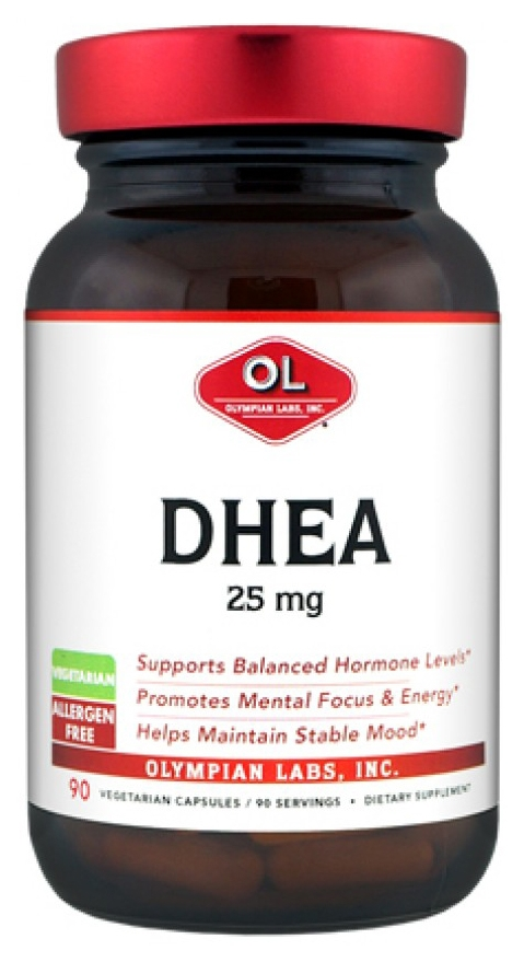 DHEA 25 mg 90 caps by Olympian Labs