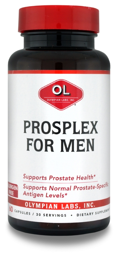 ProsPlex for Men 60 caps by Olympian Labs