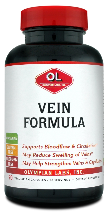 Vein Formula 90 caps by Olympian Labs