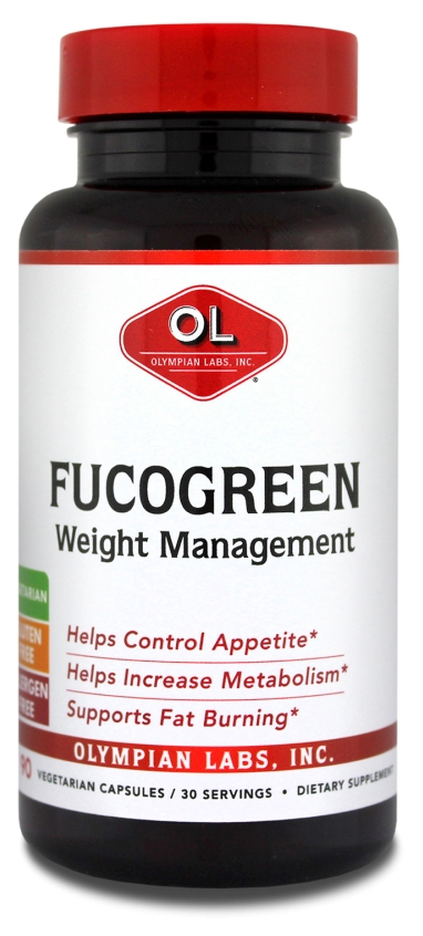 FucoGreen 90 Vegetarian Capsules by Olympian Labs