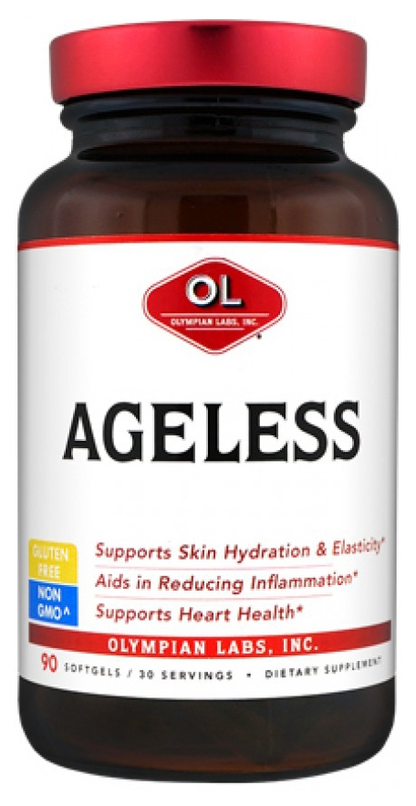 Ageless 90 sgels by Olympian Labs