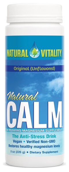 Natural Calm 8 oz by Peter Gillham's Natural Vitality
