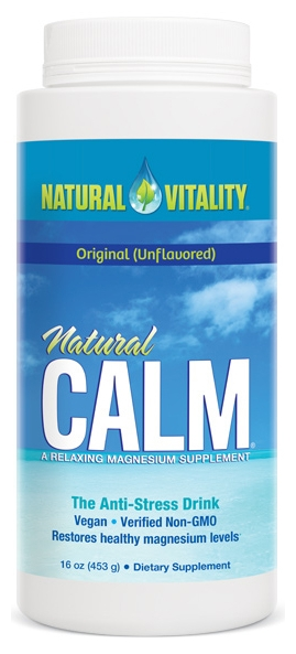 Natural Calm 16 oz by Peter Gillham's Natural Vitality