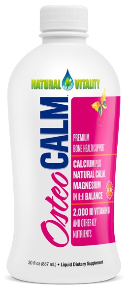 Osteo Calm 30 fl oz (887 ml) by Natural Vitality