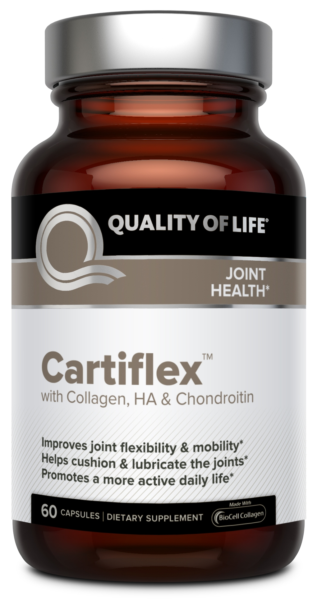 Cartiflex 60 caps by Quality of Life Labs