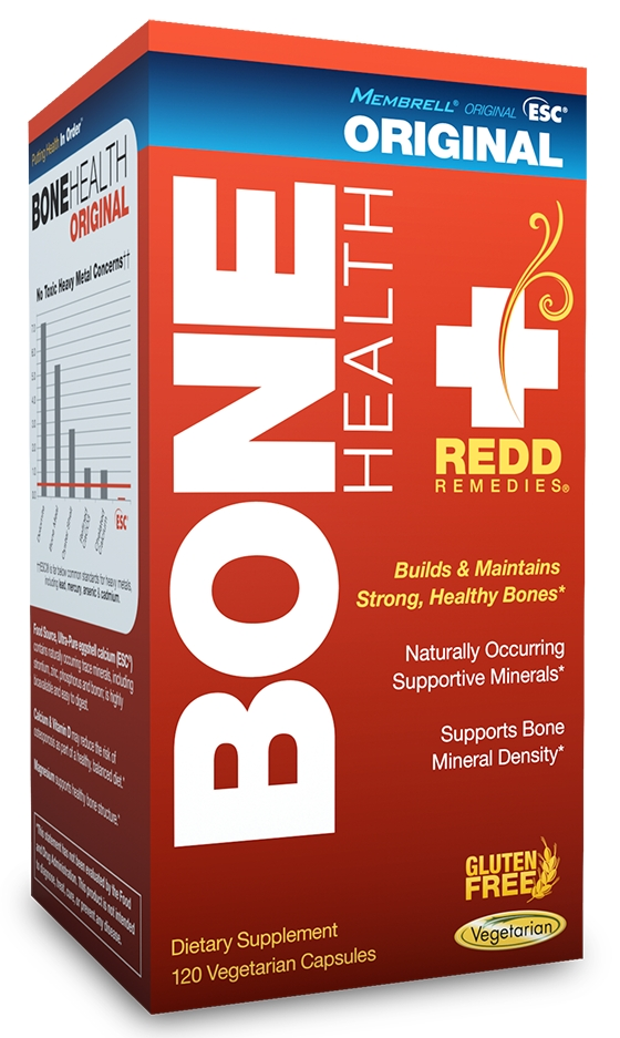 Bone Health Original (formerly Membrell ESC) 120 Vegetarian caps by Redd Remedies