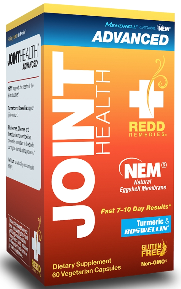 Joint Health Advanced (formerly Membrell NEM) 60 Vegetarian caps by Redd Remedies