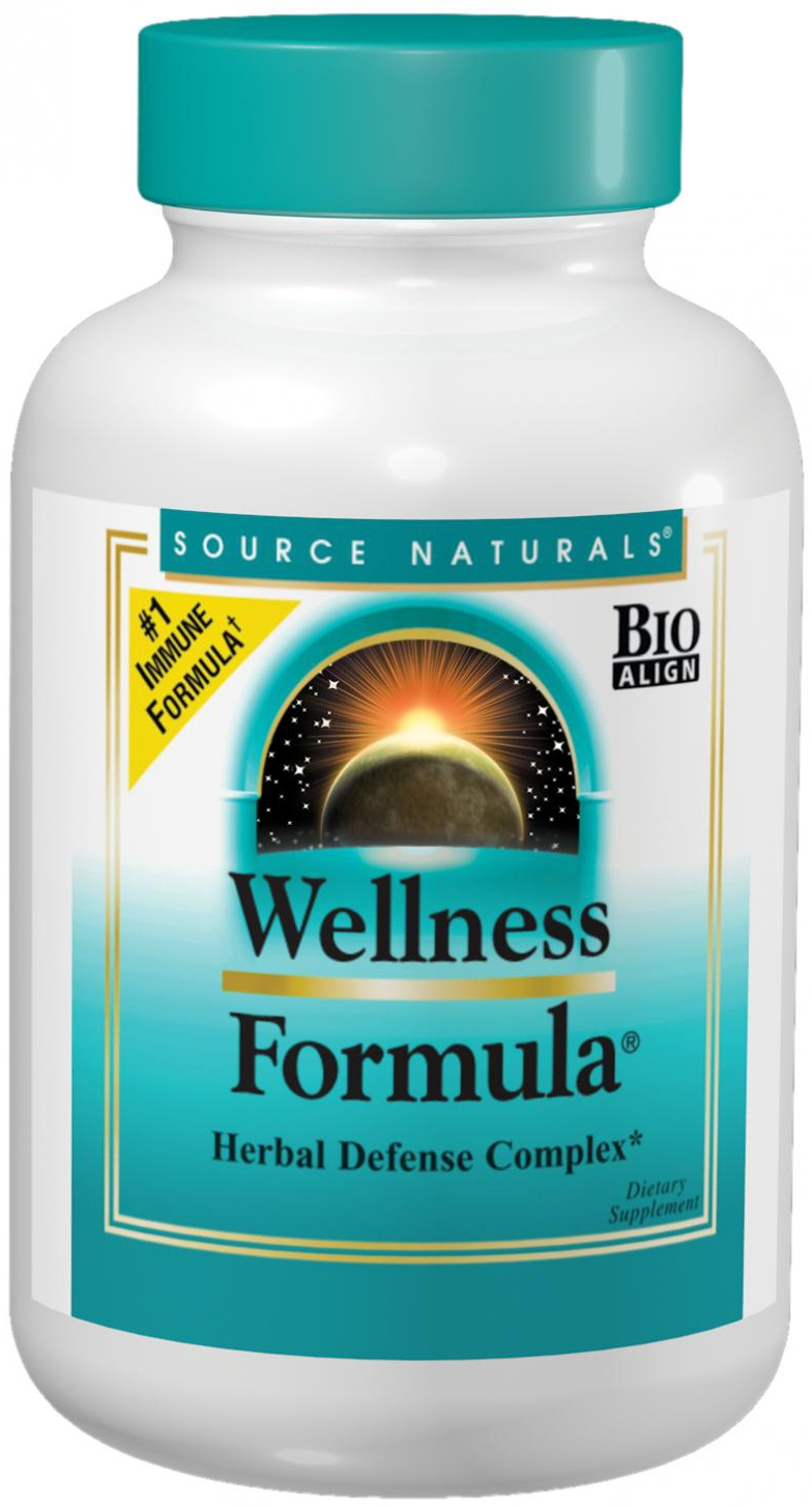 Wellness Formula 90 tabs by Source Naturals
