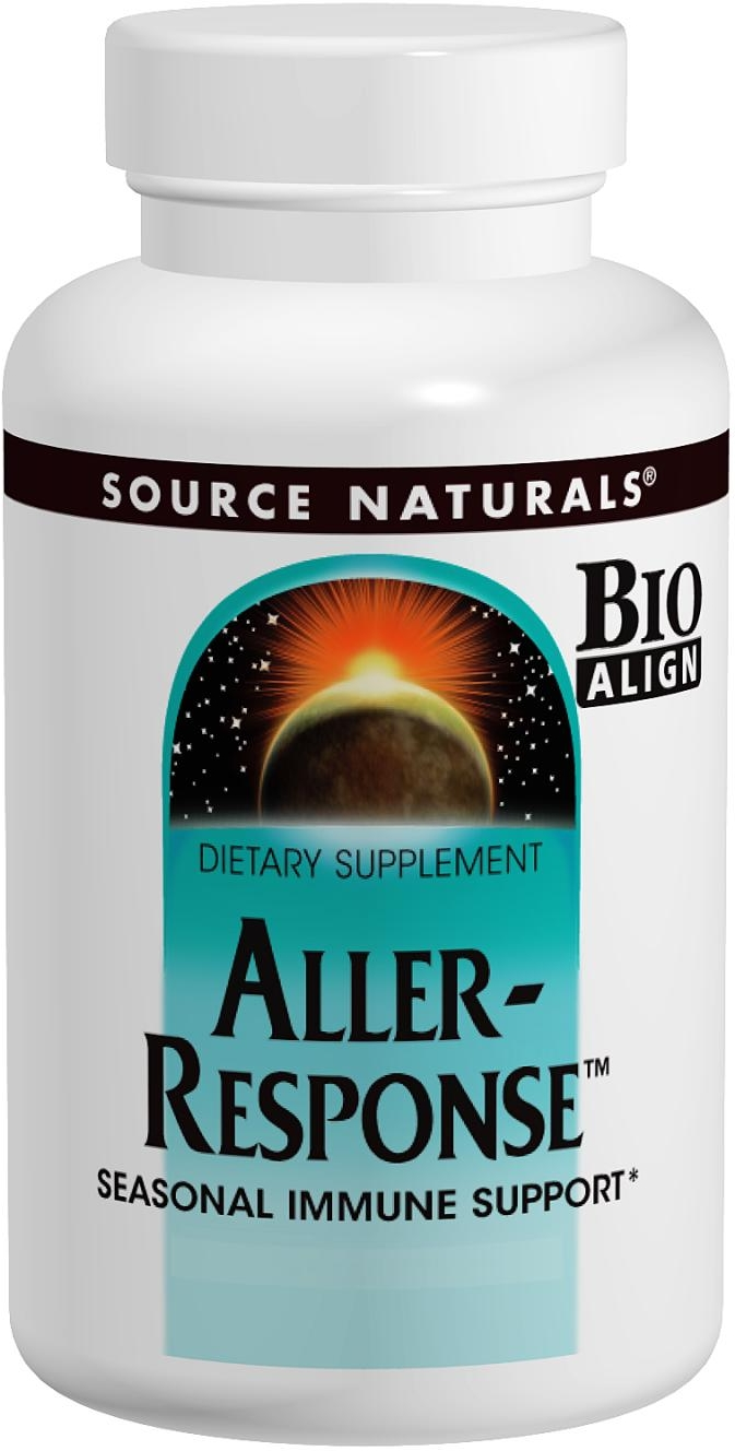 Aller-Response 90 tabs by Source Naturals