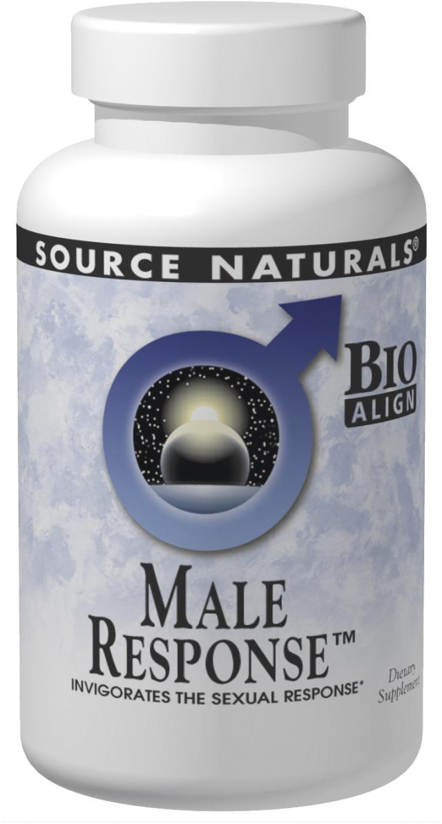 Male Response 90 tabs by Source Naturals