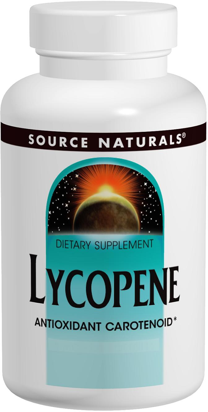 Lycopene 15 mg 60 sgels by Source Naturals