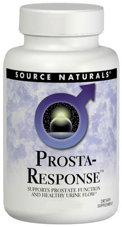 Prosta-Response 90 tabs by Source Naturals