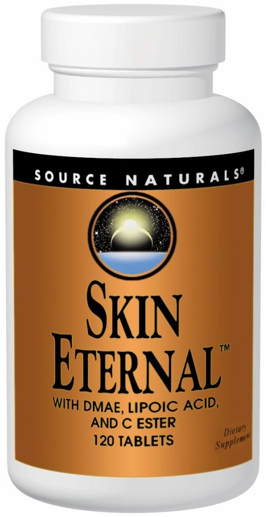 Skin Eternal 120 tabs by Source Naturals