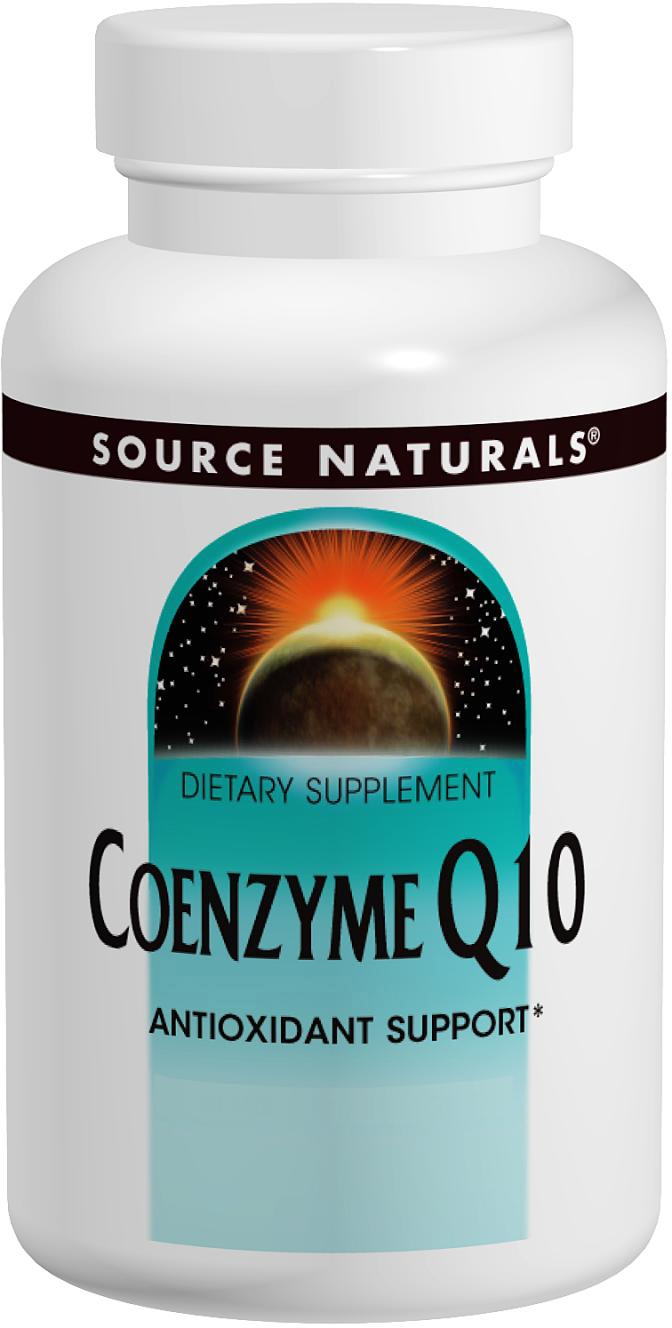 Coenzyme Q10 200 mg 60 sgels by Source Naturals