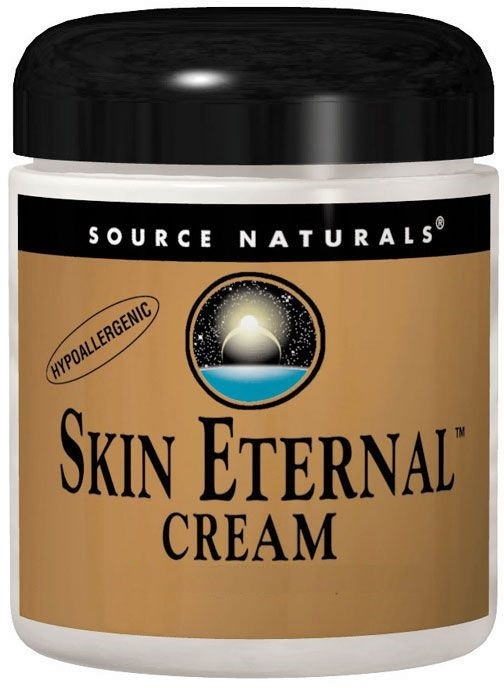 Skin Eternal Cream 2 oz by Source Naturals