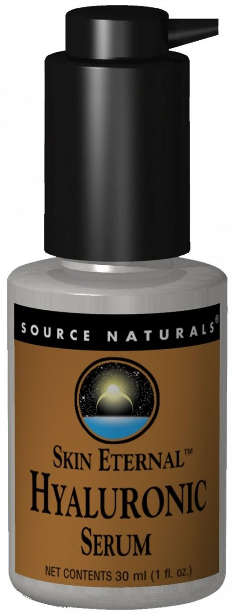 Skin Eternal Hyaluronic Serum 1 fl oz by Source Naturals
