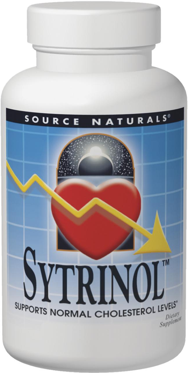 Sytrinol 60 tabs by Source Naturals